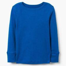 NWT Gymboree Royal Blue Ribbed Tee Basic T Shirt Top Girls