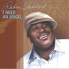 FREE US SHIP. on ANY 2+ CDs! ~Used,VeryGood CD Ruben Studdard: I Need an Angel