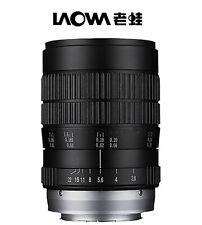Venus Laowa 60mm f/2.8 Full Frame Ultra Macro Manual Focus Lens for Sony E-mount