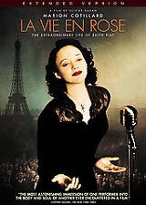 La Vie en Rose (Extended Version) DVD, Marion Cotillard, Sylvie Testud, Pascal G
