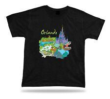 Orland Walt Disney World Magic Kingdom Universal Orlando Epcot tshirt tee gift