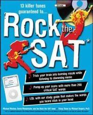 Rock the SAT by Michael Moshan, Michael Shapiro and David Mendelsohn (2006,...