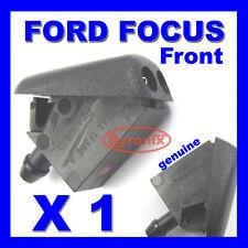 FORD Focus MK2 & C-Max Anteriore Parabrezza Rondella Jet X 1 Spray Ugello AUTENTICO