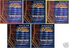 D' Angelico Hot nickel concept-E-Guitare Cordes
