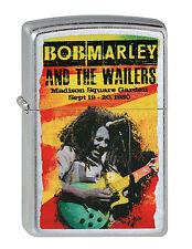 2001597 Briquet Zippo Bob Marley-personnes. gravure possible