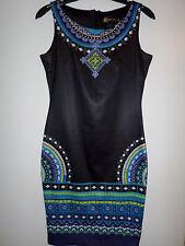Kardashian Kollection Printed Tank Dress