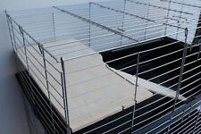Holzetage und Leiter für 1m Käfige - Meerschweinchen - Kaninchen - Hasenkäfig