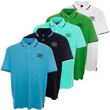 Kitaro Polo Poloshirt Shirt Herren Kurzarm Plusgröße Übergröße