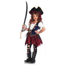 Caribbean Pirate Costume Halloween Fancy Dress