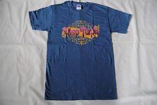 Deep Purple adornado Camiseta Nuevo Oficial de humo en el agua Burn Machine Head