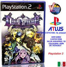ODIN SPHERE GIOCO NUOVO PER SONY PLAYSTATION 2 PS2 EDIZIONE ITALIANA PAL ITALIA