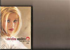 CHRISTINA AGUILERA GENIE GETS HER WISH DVD MUSIC