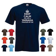 'Keep Calm and Ride a Yamaha Tracker MT-09' Men's Bike Gift t-shirt