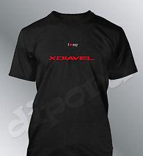 Tee shirt personnalise XDiavel S M L XL XXL homme moto X-Diavel