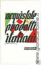 CARTOLINA PUBBLICITARIA: CIOCCOLATO PERUGINA - SENECA