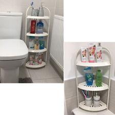 4 & 3 niveles rack estante almacenamiento Caddy ducha cesta Estante Organizador Rack ordenado