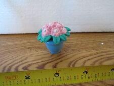 Fisher Price Loving Family Dream Grand Dollhouse bush flower living dining rose