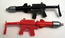 4 Spring Loaded Submachine Guns Shooting Vending Toys