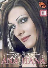 ANA ITANA CD Mamurluk Igor Popovic Gricni mi usne Bosna Folk Narodna Hit Odlazim