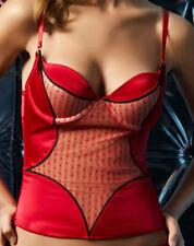 Jezebel Style #30148 Zip It Up Bustier  Retail Price $48.00