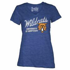 Kentucky Wildcats T-shirt Lady Bird Glitter V-Neck T-Shirt