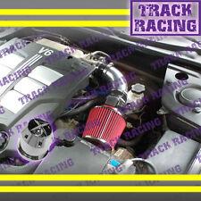 AIR INTAKE KIT FOR 03 04 05-08 HYUNDAI TIBURON GTSEGTP 2.7L V6+CHF Black Red