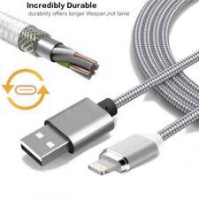 CAVO USB in   ACCIAIO  OTTIMA  QUALITA' per APPLE iPhone 7  8 & Plus 5.5