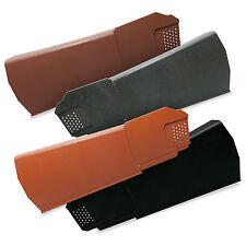 Klober Universal Dry Verge Unit Pack for Gable / Apex Roof Tile Plastic End Cap