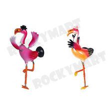 Flamingo Wiggly Magnet Wading Bird Animal Phoenicopteridae RM3327