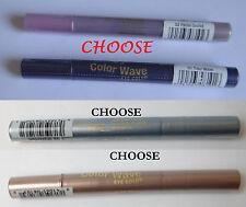 Jordana color wave eye color shadow:Pastel Orchid,Tidal Wave,Aloha Rose,Waterfal