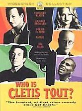 DVD: Who Is Cletis Tout?, Chris Ver Wiel.  Cond.: Bill MacDonald, Tim Allen, Por