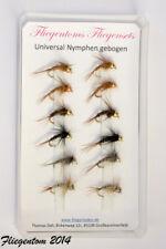 Fliegentom - Range of 12 Universal nymphs