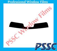 PSSC Pre Cut Sun Strip Car Window Films - Peugeot 307 5 Door 2000 to 2015