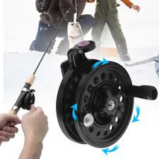 65cm FRP Ice Fishing Rod Retractable 50g Portable Mini Pole Poly Carbon Reel Kit
