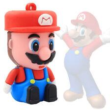 Super Mario USB Flash Drive, Memory Stick, 32GB, Nintendo, UK Seller, BNWT