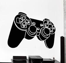 Wall Sticker Gaming Joystick Joypad Controller Gamepad Vinyl Decal (z3100)