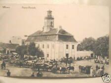 2125 AK Mlawa Stary Rynek Poland PC Polen 1916