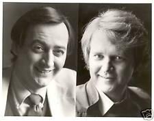 SCTV NETWORK DAVE THOMAS JOE FLAHERTY 1981 NBC TV PHOTO