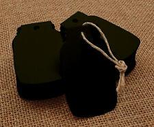 100 Pcs Mason Jar Shaped Cardstock Tag with Free Natural Jute Twine-TAG-140