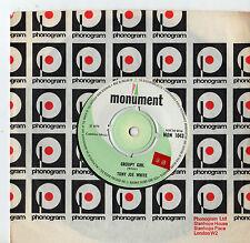 """Tony Joe White - Groupy Girl 7"""" Single 1970"""