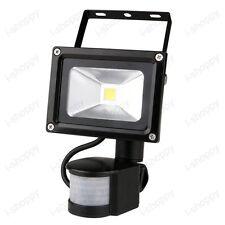 Outdoor 30W LED Lamp Detector PIR Motion Sensor Flood Light Courtyard Park Plaza
