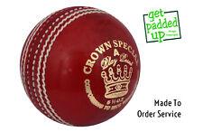 MADE to Order della Corona Speciale Cricket Sfere: CLUB, le leghe, le scuole: bulk buy