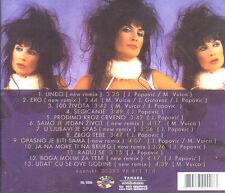 GRACIA CD Dance Mix Disco Lindjo Ero 100 Zivota Raduj se Boga molim za tebe Spas