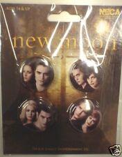 Film Cinema Twilight New Moon Set 4 Spille Pin Set  A