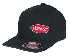 d3a0277d669 Peterbilt hat cap fitted flexfit curved bill Trucker Truck Rig Diesel Pete
