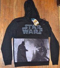 Star Wars Darth Vader Luke Skywalker Battle Hoodie Sweatshirt Official Licensed