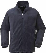 Argyll Unlined Heavyweight Fleece Jacket Workwear Leisure Full Zip Portwest F400