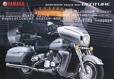 Yamaha XVZ 1300 TF Royal Star Venture Prospekt 1999 brochure Motorrad Japan Asia