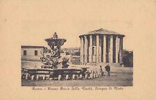 Italie - cpa - ROMA - Piazza Bocca della Verità