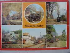 11327 AK Selketalbahn Kr. Quedlinburg Eisenbahn Züge